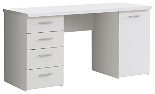 FORTE Net106 Schreibtisch mit 4...