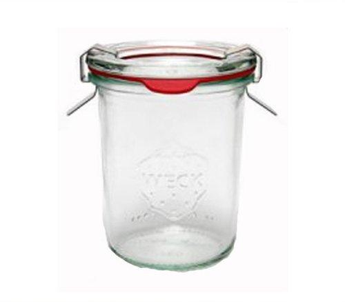 24 Weck Gläser 160 ml Einmachgläser...