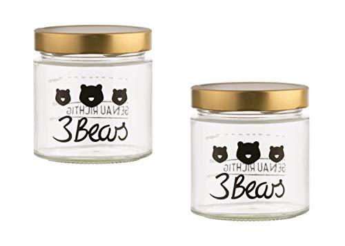 3Bears Frühstücks-Set für echte...