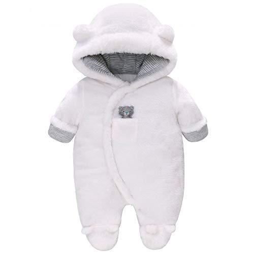 Vine Baby Schneeanzüge Winter Fleece...