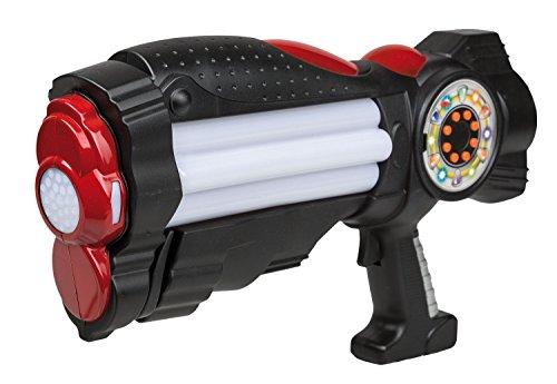 Idena 40414 - Space Pistole mit Licht,...