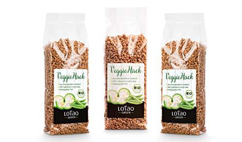 Lotao Jackfruit Veggie-Hack Bio (3x 100...