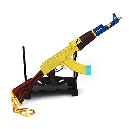 RSHJD Waffe Schlüsselanhänger,...