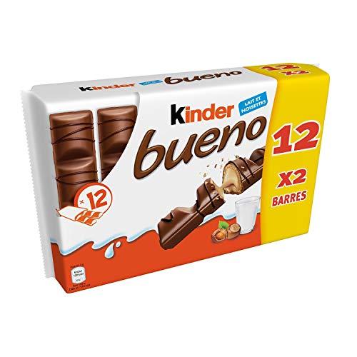 Ferrero Kinder Bueno Milchschokolade im...