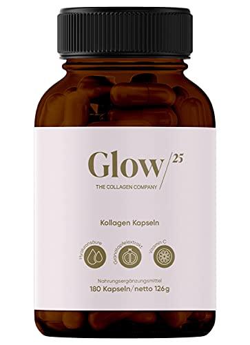 Glow25® Collagen Complex [180 Kapseln]...