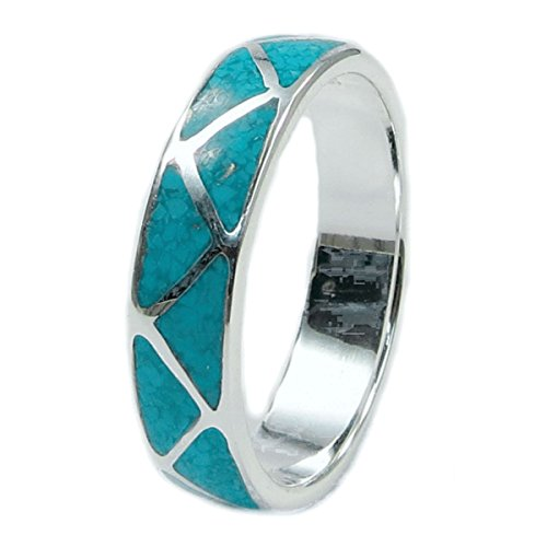Indianerschmuck Ring aus Sterling Silber...