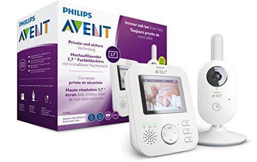 Philips AVENT Video Babyphone mit...