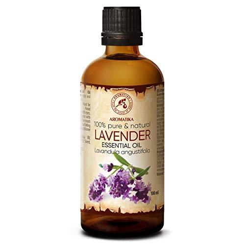 Lavendelöl 100ml - Bulgarien - 100%...