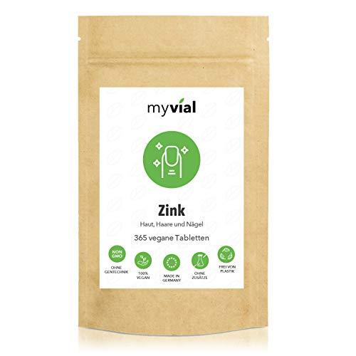 myvial® 365 Zink Tabletten hochdosiert...