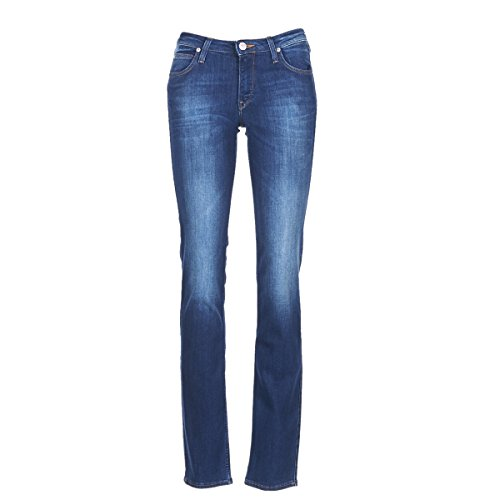 Lee Damen Marion Straight Jeans, Night...