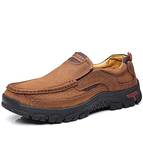COSIDRAM Herren Schuhe Leicht Mokassins...