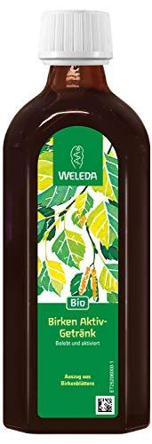 WELEDA Birken Aktiv-Getränk, Belebendes...
