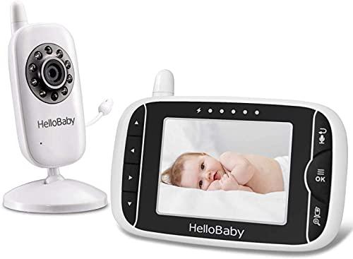 Video Babyphone mit Kamera und Audio,...