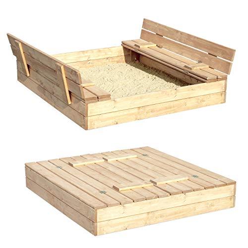 Sandkasten Sandbox Sandkiste mit...