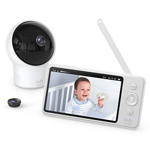 eufy Security SpaceView Babyphone mit 5...