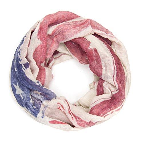 MANUMAR Loop-Schal für Damen |...