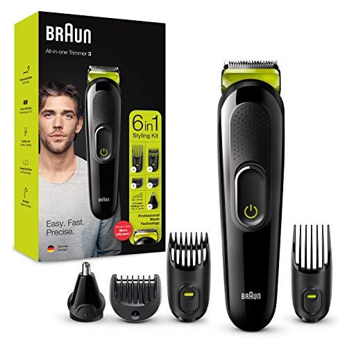 Braun 6-in-1 Multi-Grooming-Kit 3...