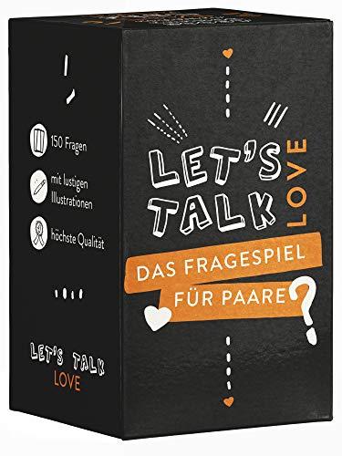 Let's Talk Love - Paar Spiel - Das...