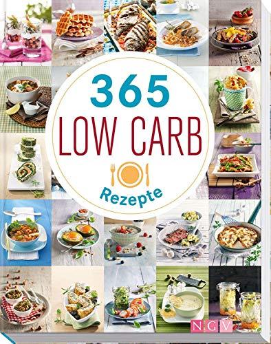 365 Low-Carb-Rezepte: Low Carb Rezepte...