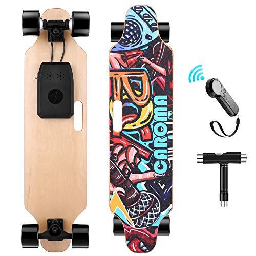 Caroma Elektro Skateboard 90cm(36') mit...