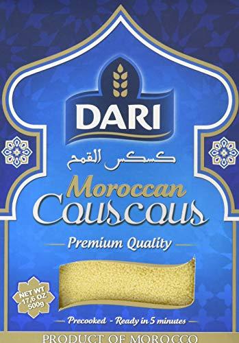 Dari Couscous (aus Marokko, Premium,...