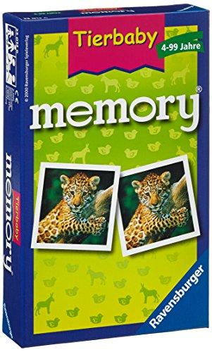 Ravensburger 23013 - Tierbaby Memory,...