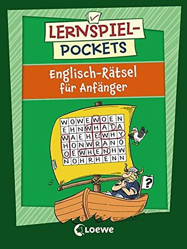 Lernspiel-Pockets - Englisch-Rätsel...