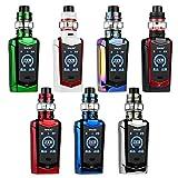 SMOK Species Kit 230 W, mit TFV Mini V2 Clearomizer 5 ml, Riccardo e-Zigarette, 7-color-schwarz (rainbow)