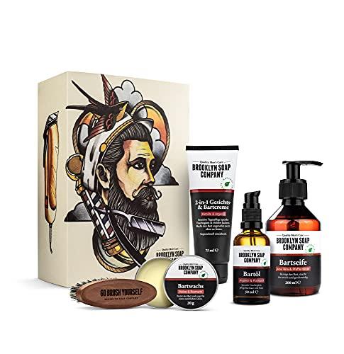 Ultimate Beard Box · Brooklyn Soap...