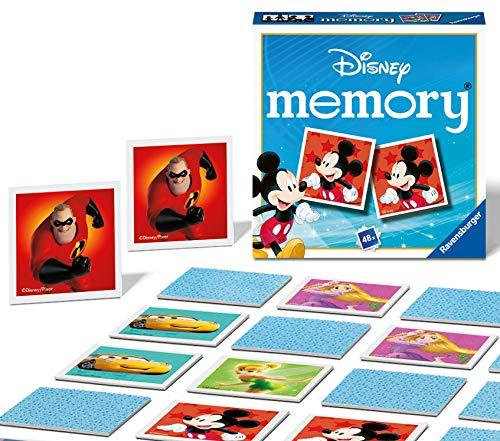 Ravensburger Disney Mini-Memory-Spiel...