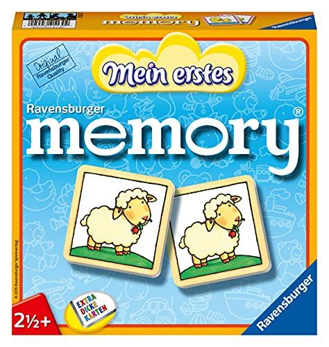 Ravensburger 21130 - Mein erstes Memory...