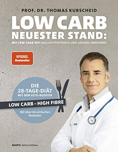 Low Carb - neuester Stand: mit Low Carb...