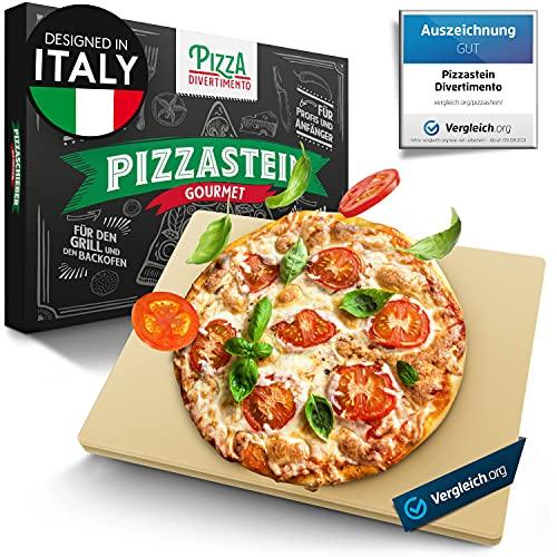Pizza Divertimento - Pizzastein für...