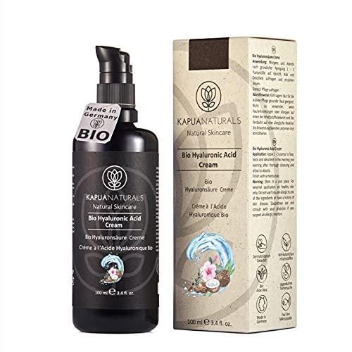 BIO Hyaluron Creme - 100 ml 9-FACH Anti...