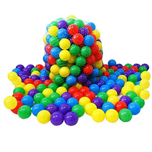 Kiddy-Fux 200 Stück Bälle für...