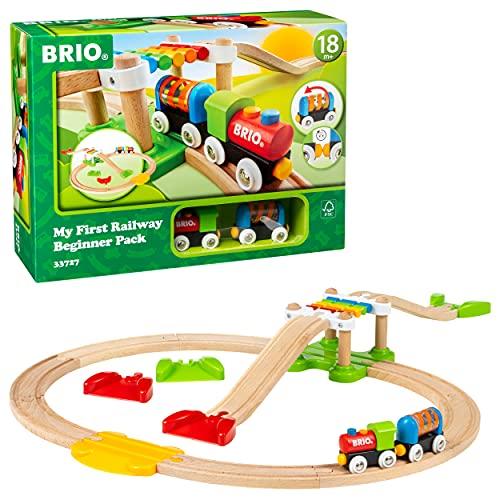 BRIO World 33727 Mein erstes BRIO Bahn...