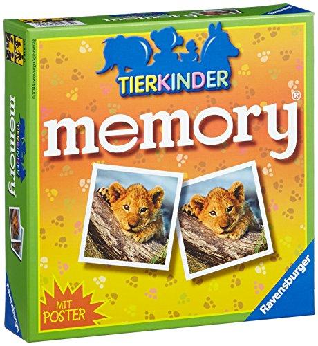 Ravensburger 21275 - Tierkinder Memory,...