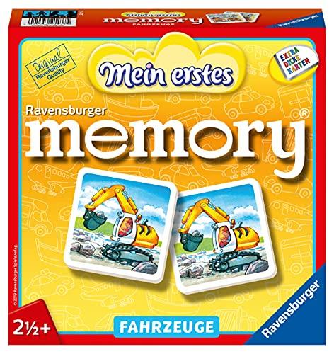 Ravensburger 21437 - Mein erstes memory...