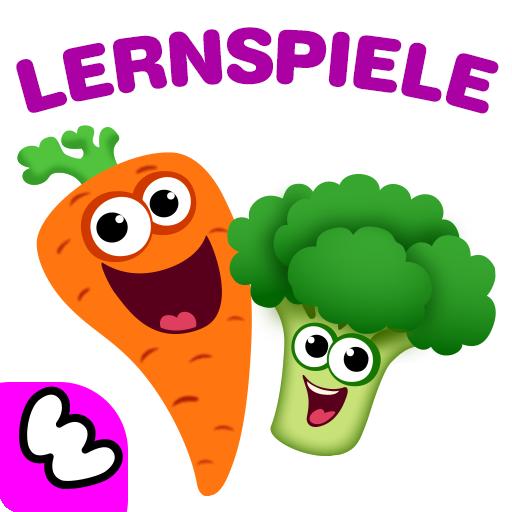 Kindergarten Lernspiele für Kleine...