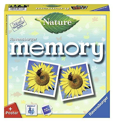 Ravensburger 26633 - Nature Memory, der...