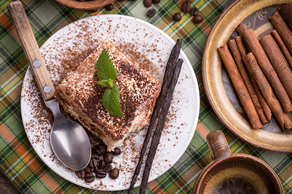 Kaffee-Schnitten vom Blech – Kaffee & Kuchen in einem