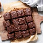 Klassische Schoko Brownies - Saftiger Schokokuchen für Genießer