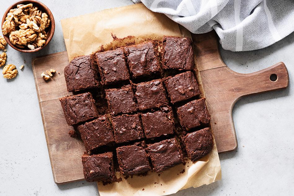 Klassische Schoko Brownies – Saftiger Schokokuchen für Genießer