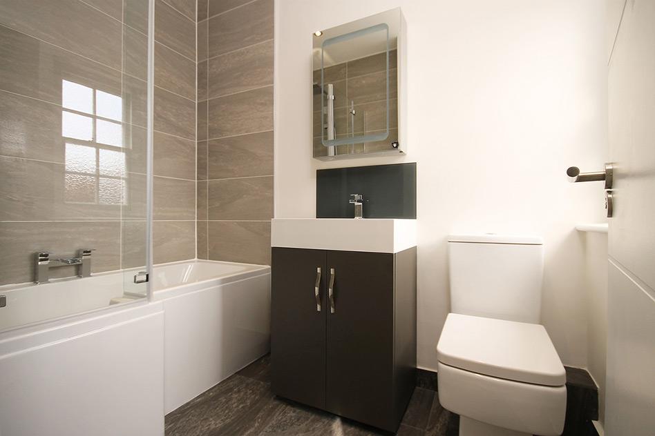 Moderne Toilette – mehr Design und wenig stilles Örtchen