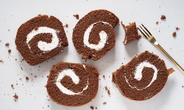 Tiramisu Biskuitrolle – Tiramisu mal anders