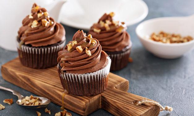 Toffifee Cupcakes – Leckere Cupcakes mit süßer Füllung
