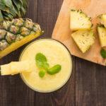 Ananas-Maracuja-Smoothie