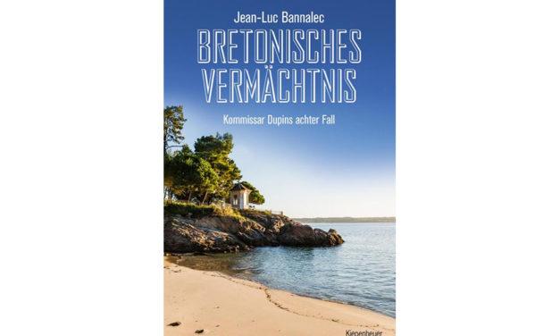 Bretonisches Vermächtnis von Jean-Luc Bannalec