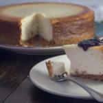 Amerikanischer Käsekuchen – der Star bei jeder Kaffeetafel