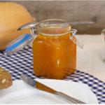 Winterliche Kürbis-Apfel Marmelade
